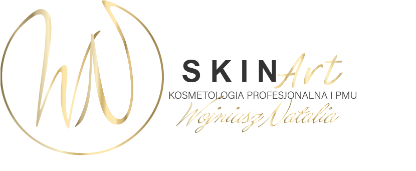 logo skin art kosmetologia profesjonalna